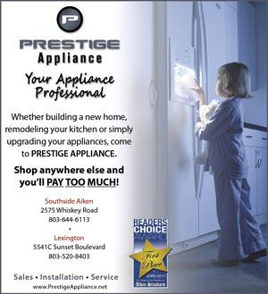 Prestige Appliance & Accessories